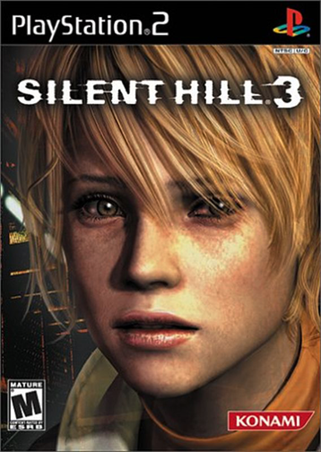 Terrible Blog For Terrible People Silent Hill 3 Just A Little Bit Overrated