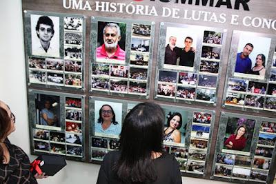 Galeria ex-presidentes do Sismmar. Café com Jornalista