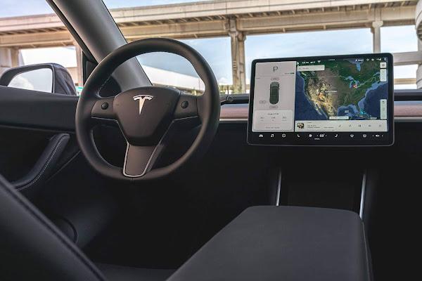 Tesla Model Y obtém aprovação para ser vendido na China