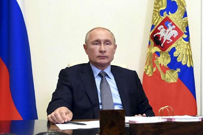 Putin Ordered 2016 Democratic Hack, Republican-Led Senate Panel Says