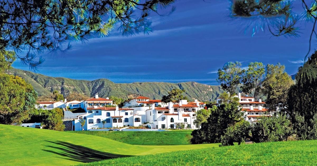 Ojai Valley Inn Ca: Luxury Hotels: Ojai Valley Inn & Spa
