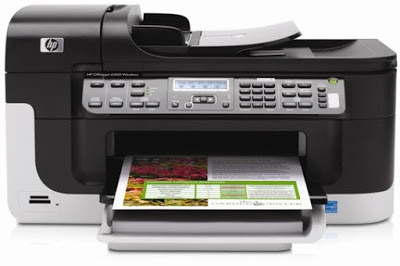 HP Officejet 6500 Driver Download and Manual Setup