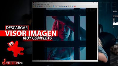 descargar IrfanView, visor de imagenes windows