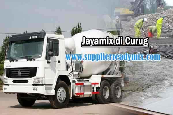 Harga Cor Beton Jayamix Curug Per M3 2021