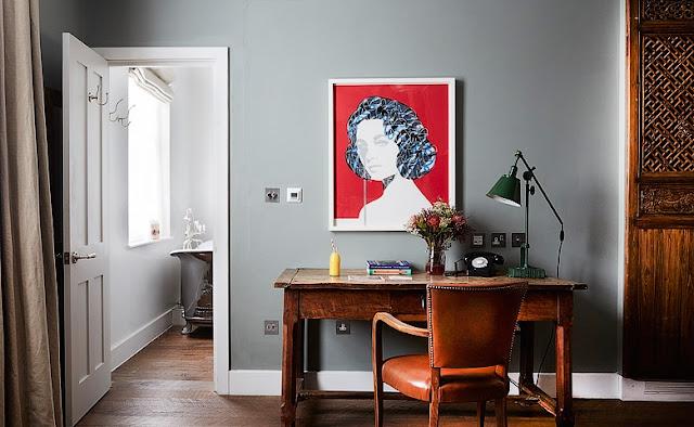 Artist Residence chicanddeco blog decoracion