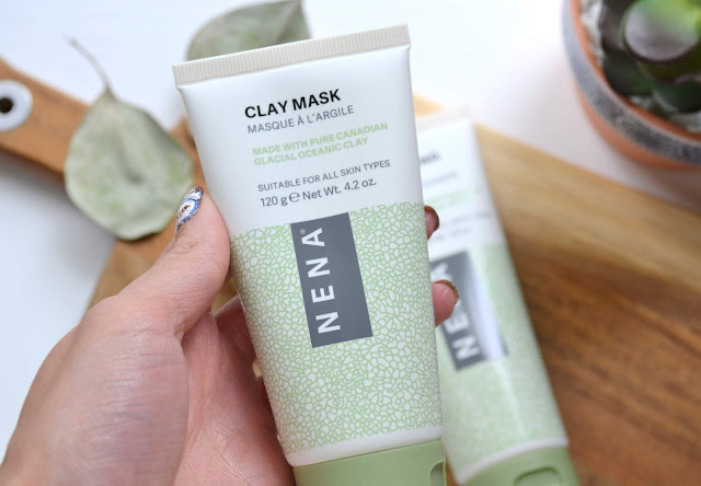 NENA Skincare: Powered by Canadian Glacial Clay