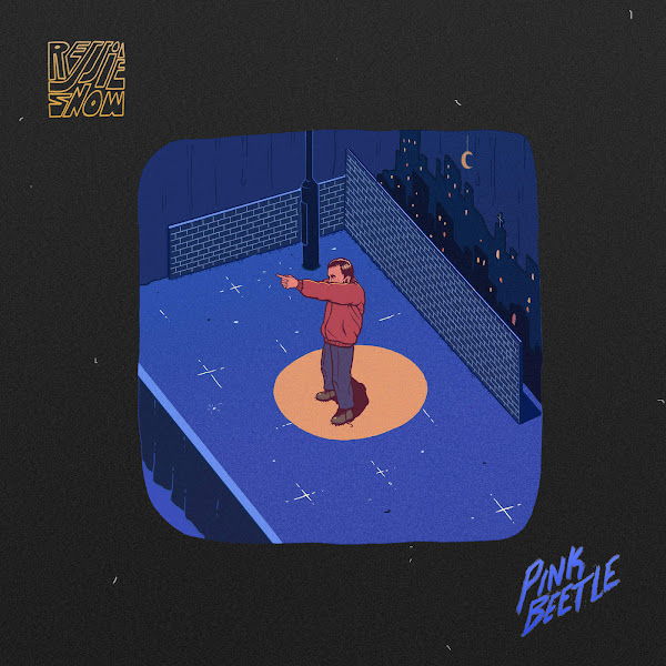 Rejjie Snow - Pink Beetle - Single Cover