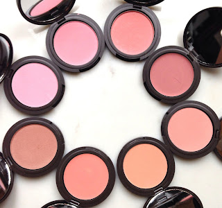 Louise Young Cosmetics Powder and Cream blushers
