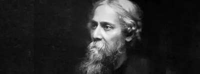 Tagore has accepted that there is intimate relationship between man and Nature. Tagore accepts the interdependence of man and Nature on both of them. Tagore believes that man cannot separate himself from Nature. Man sometimes tries to prove his superiority by keeping himself apart from the Nature but as he becomes wiser, he breaks the walls of separation between himself and Nature, a deeper unity grows between them. Man himself is both Nature and spirit, and so he cannot reject Nature, as Nature has to depend upon man for giving meaning to it. Tagore does not look upon Nature as hostile to man. He does not consider it as an enemy to self or its aspiration. He has a positive view of the kinship of spirit to Nature.
