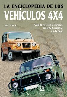 La enciclopedia de los vehículos 4x4