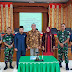 Riza Falepi Sampaikan Nota Keuangan Walikota Dalam Paripurna DPRD Payakumbuh
