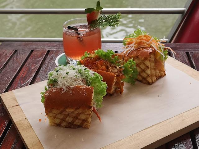 Platter of Lobster Rolls