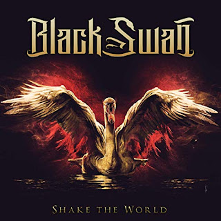 """Το βίντεο των Black Swan για το """"Shake The World"""" από το ομότιτλο album"""