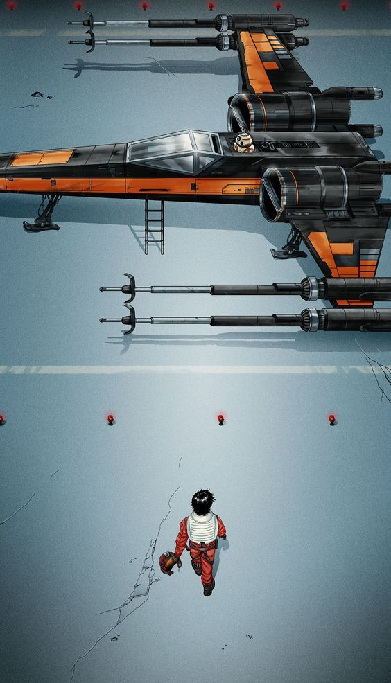 Akira vs. The Force Awakens