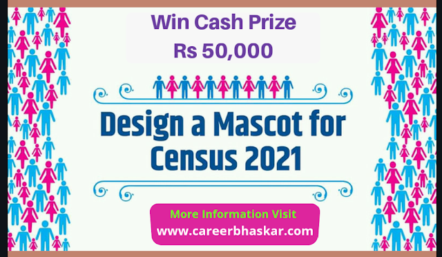 Design a Mascot for Census 2021