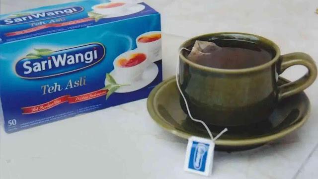 apakah teh sariwangi bisa untuk diet, apa manfaat teh sariwangi, apakah teh hijau sariwangi bisa untuk diet apakah teh sariwangi dapat menurunkan berat badan,