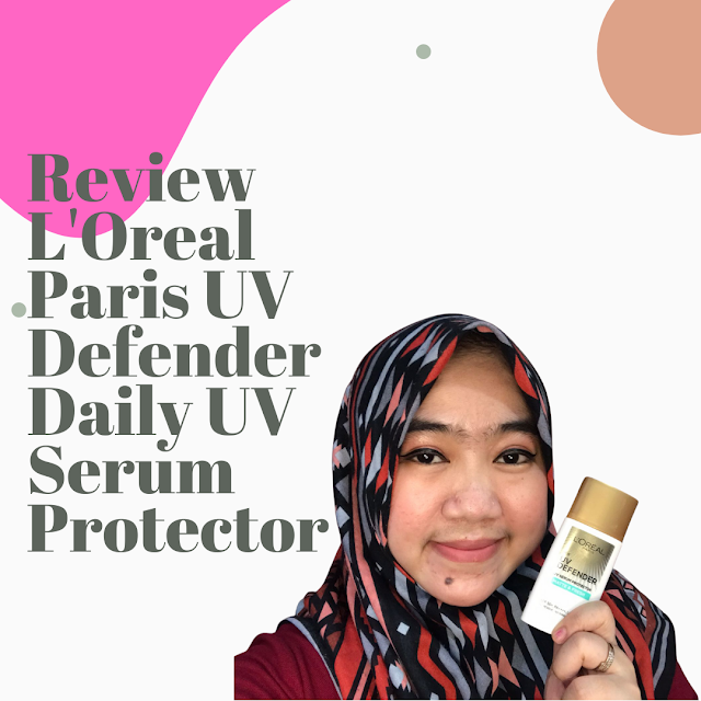 L'Oreal Paris UV Defender