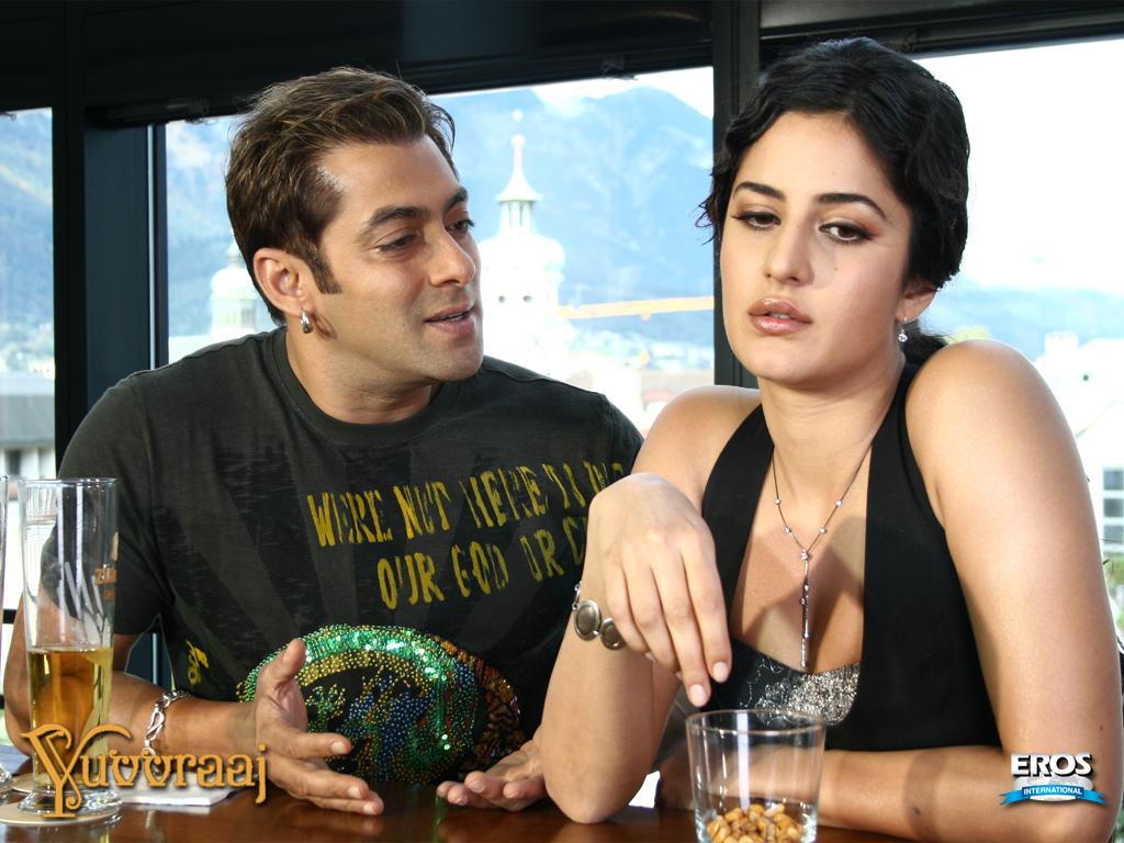 Salman Khan And Katrina Kaif Ka Sexy Video