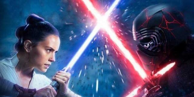 'Star Wars. Episodio IX: El ascenso de Skywalker'