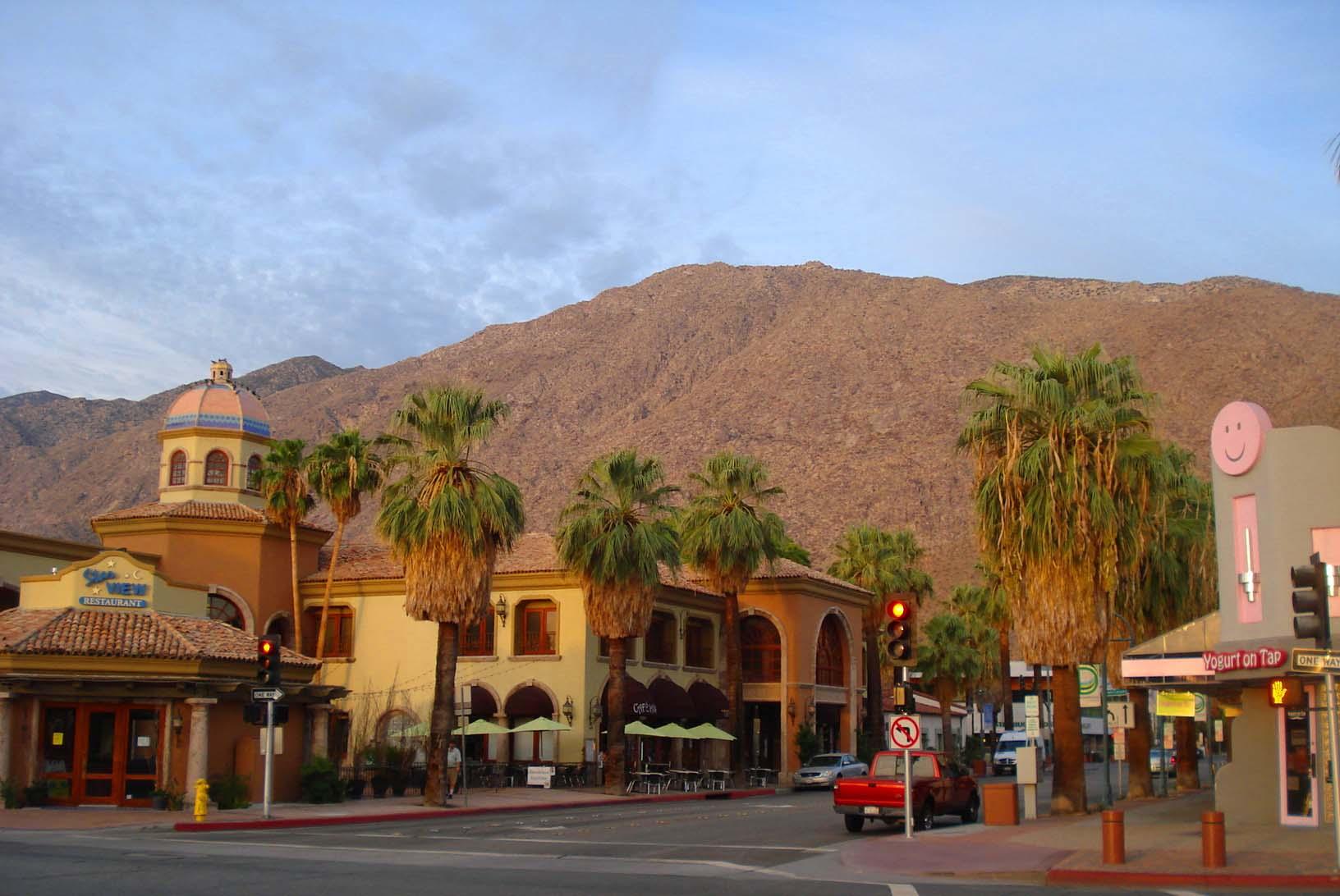 Palm Springs, Rota 66, EUA