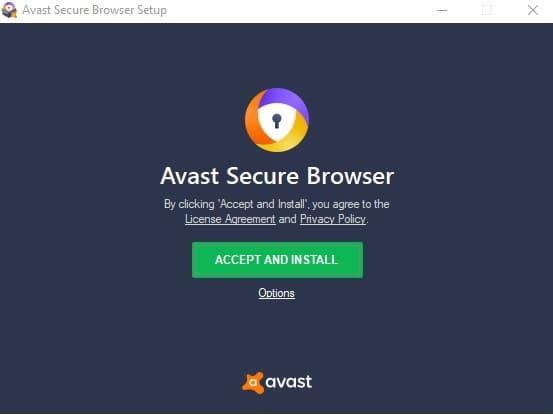 تحميل متصفح أفاست عربي 2020 Avast Secure Browser مجاناً