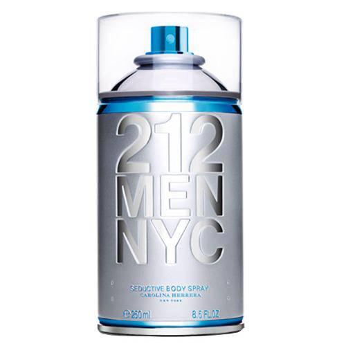 Carolina Herrera 212 Seductive Body Spray É Uma Fragrância Cítrico Aromática Urbana E Cosmopolita