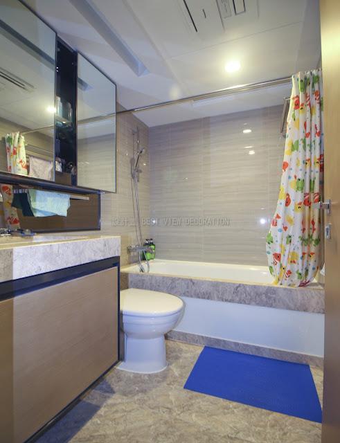 溱柏浴室室內設計,Park Signature bathroom interior design