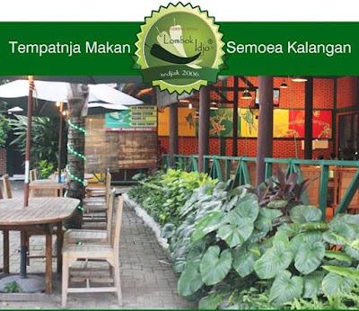 Rumah Makan Lombok Idjo Kediri