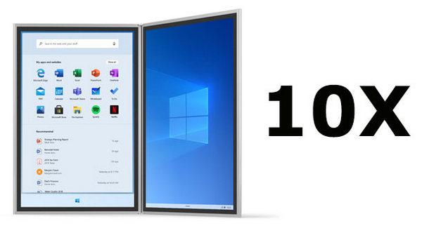 تفاصيل جديدة حول نظام تشغيل مايكروسوفت WINDOWS 10X الجديد