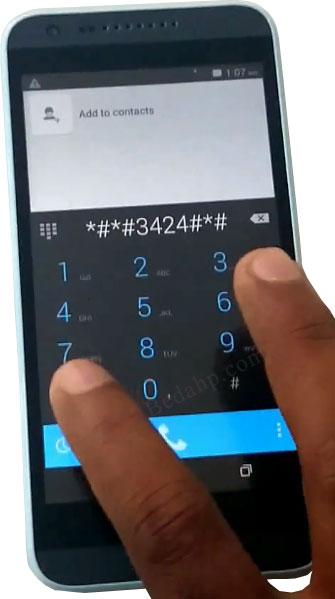 Cara Cek Layar LCD HTC Asli (Normal/ Rusak)