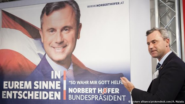 Αυστρία: νέος Τραμπ ο ακροδεξιός Χόφερ;