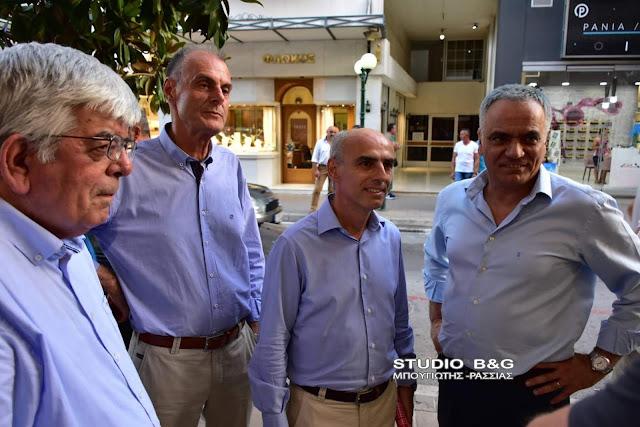 Ο Πάνος Σκουρλέτης στο Άργος στην κεντρική προεκλογική συγκέντρωση του ΣΥΡΙΖΑ στην Αργολίδα (βίντεο)
