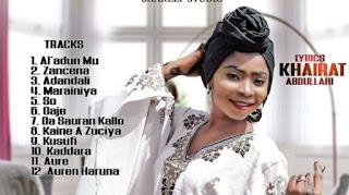 Music mp3 : Sabuwar wakar Hairat Abdullahi - Da Sauran Kallo 2019
