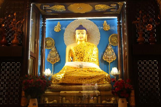 Mahabodhi Temple , Bodhgaya Bihar