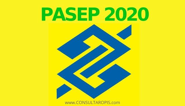 PASEP 2020 Banco do Brasil