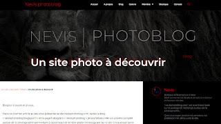 Blog autour de la photographie