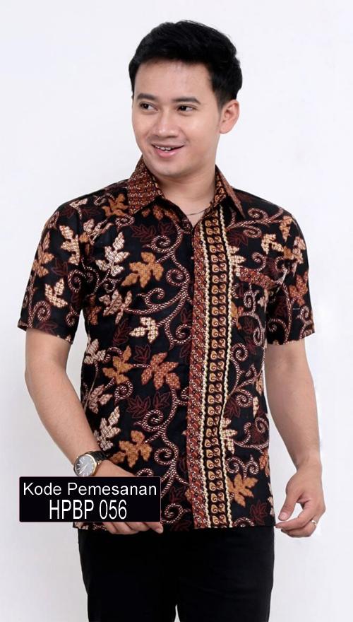 Hem Batik Pria Berkualitas Harga 50K - Garda Remaja