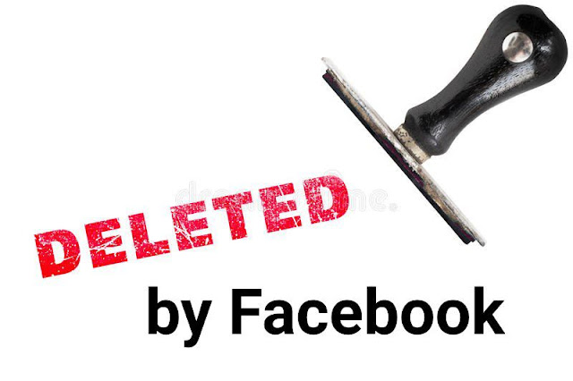 deleted by Facebook 4