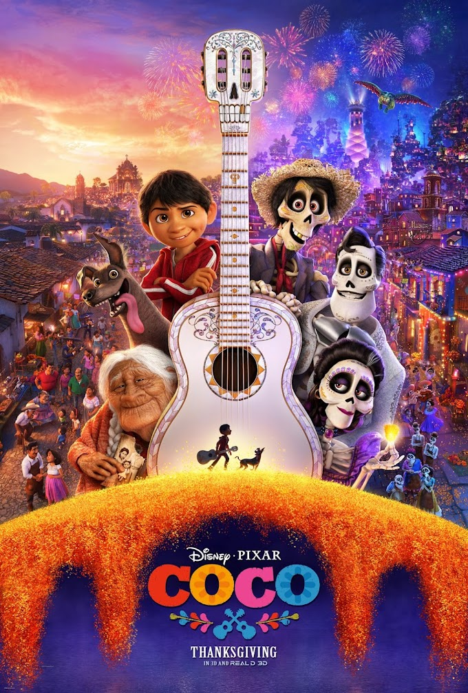 Coco (2017) dublat in romana