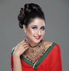 Maggie Mathur Family Husband Son Daughter Father Mother Age Height Biography Profile Wedding Photos