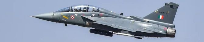 Sri Lanka Air Force Gets First-Hand Feel of India's Indigenously Developed Tejas Jet