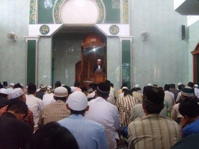 Khutbah Nabi Saat Shalat Gerhana Yang Tidak Banyak Diketahui Oleh Umat Muslim