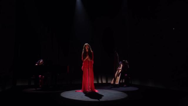 Olivia Rodrigo - drivers license (Live From The BRIT Awards 2021)