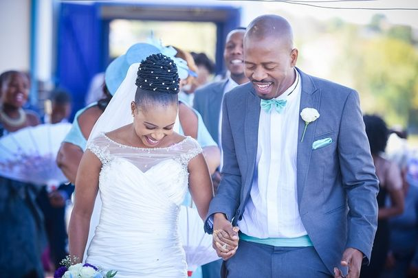 20 images of skhaleni and pam rock kasi wedding on isibaya