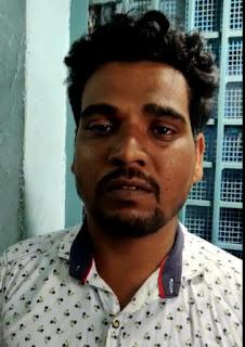 17 किलो 500 ग्राम गांजा बेचने वाला आरोपी पकड़ा गया