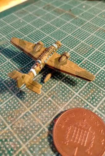 Ju 52 Float Plane - painted - 3