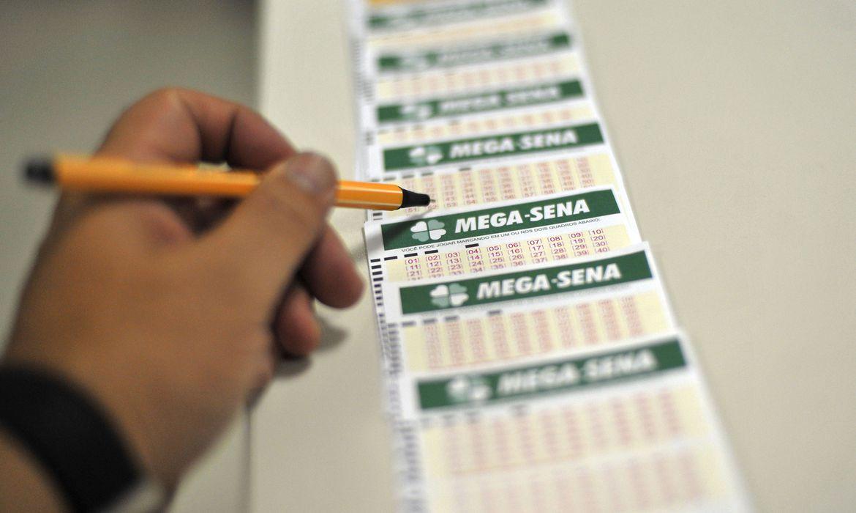 Mega-Sena sorteia nesta quarta-feira prêmio acumulado de R$ 7 milhões