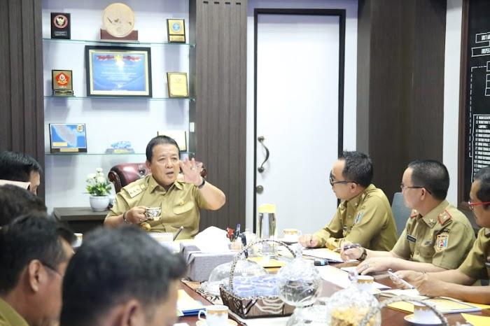 Gubernur Arinal Ungkap Strategi Pengembangan Bandara Gatot Subroto, Minta Adipati Surya Bidik Penumpang Pesawat dari Sumsel