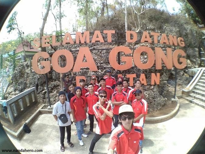 Goa Gong Pacitan, Inilah 14 Foto Bagian Dalam dan Sekitarnya