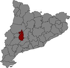 Comarca Urgell